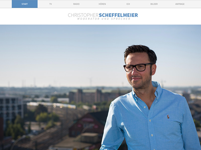Scheffelmeier Website